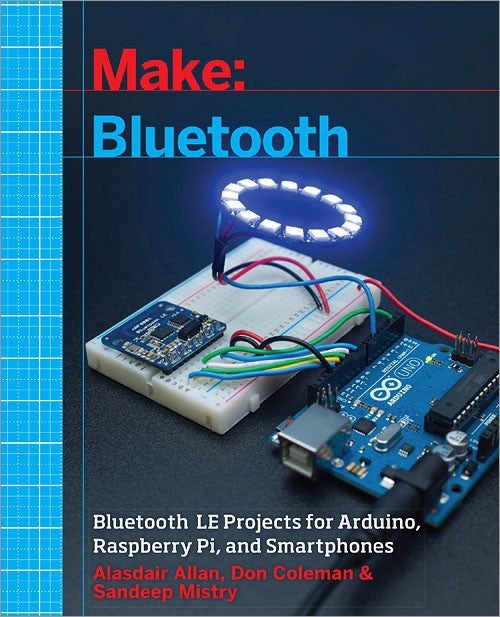 A product image of Make: Bluetooth