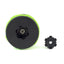 A product image of Mecanum Wheels (pack of 4)