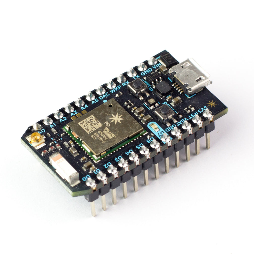 A product image of Particle Photon - WiFi development kit for IoT