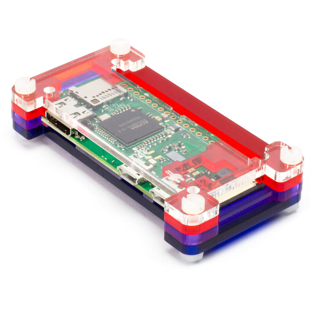 A product image of Pibow Zero W
