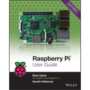 A product image of Raspberry Pi User Guide, 4th Edition
