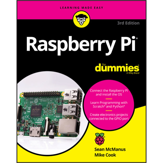 raspberry pi user guide 4th edition pdf