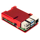 A product image of Aluminium Heatsink Case for Raspberry Pi 4
