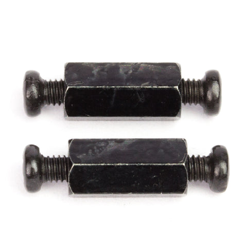 M2.5 Standoffs for Pi HATs - Black Plated - Pack of 2