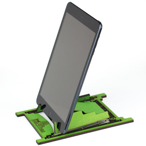 Living Hinge Tablet Stand