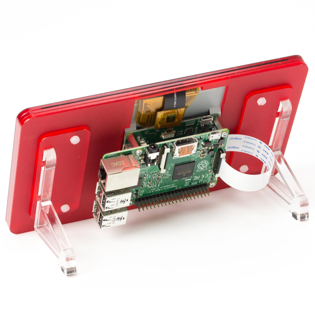 A product image of Pibow Touchscreen Frame