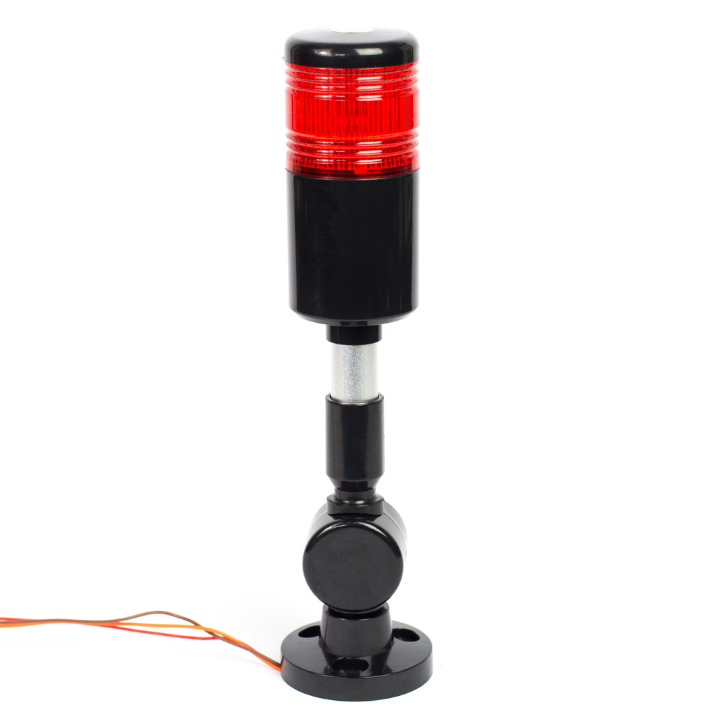 A product image of Tower Light with Buzzer (12V)