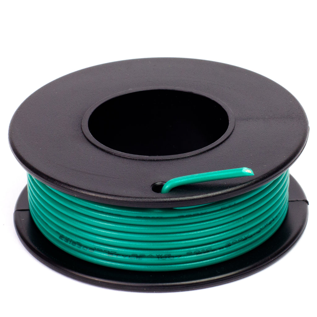 Green Wire Spool – Pimoroni