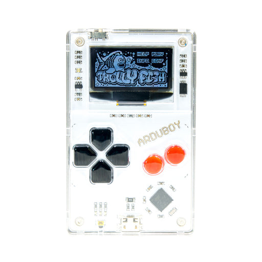 A product image of Arduboy