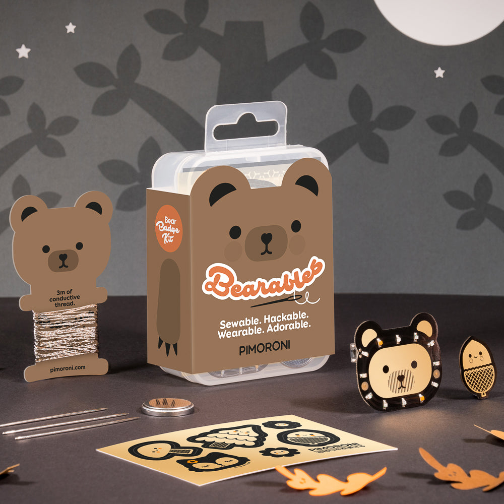 A product image of Bearables Bear Kit