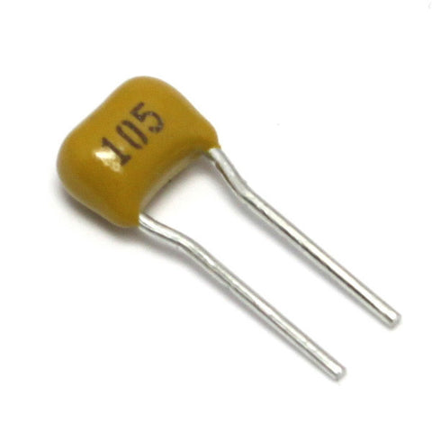 Ceramic Capacitors (pack of 10)
