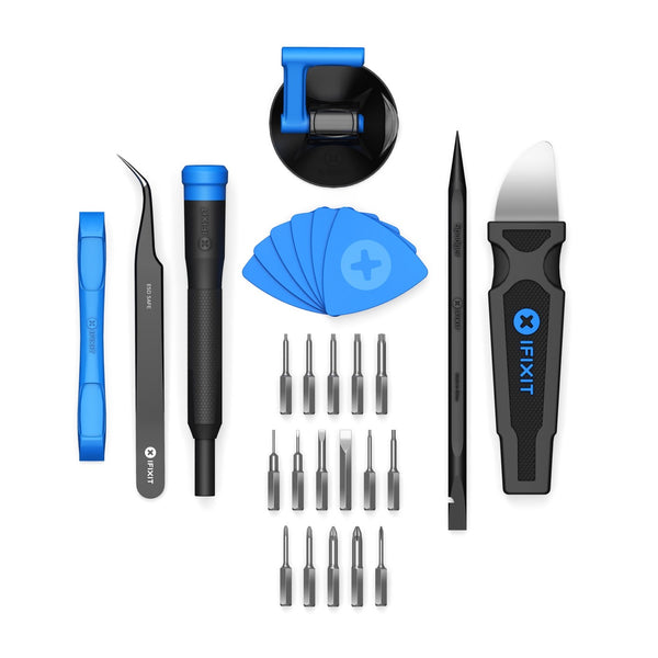 A product image of Essential Electronics Toolkit