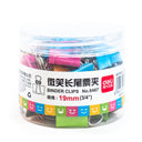 A product image of Emoji Binder Clips (tub of 40)