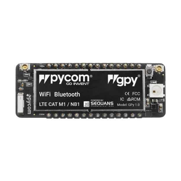 A product image of Pycom GPy