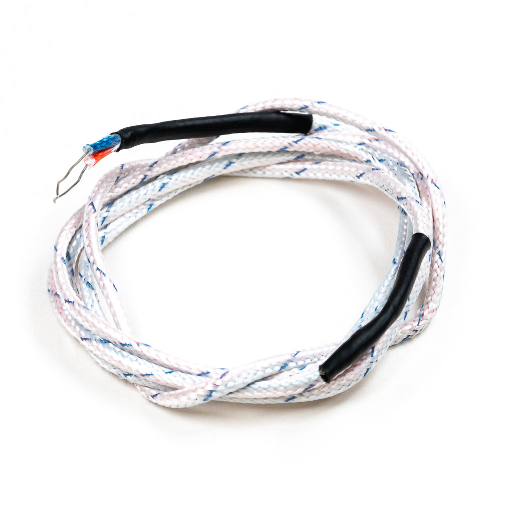 A product image of Braided K-type Thermocouple