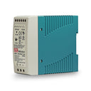 A product image of 24V (60W) Single Ouput Industial DIN Rail Power Supply