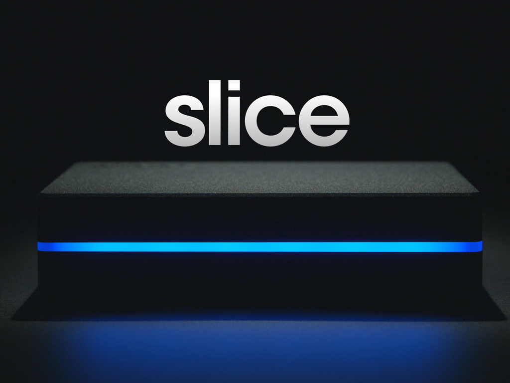 Slice Media Player - Powered by Raspberry Pi