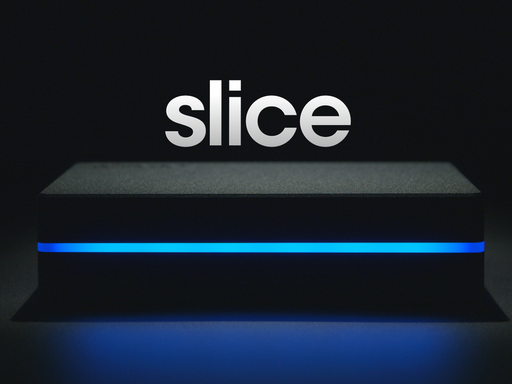 A product image of Slice Media Player - Powered by Raspberry Pi