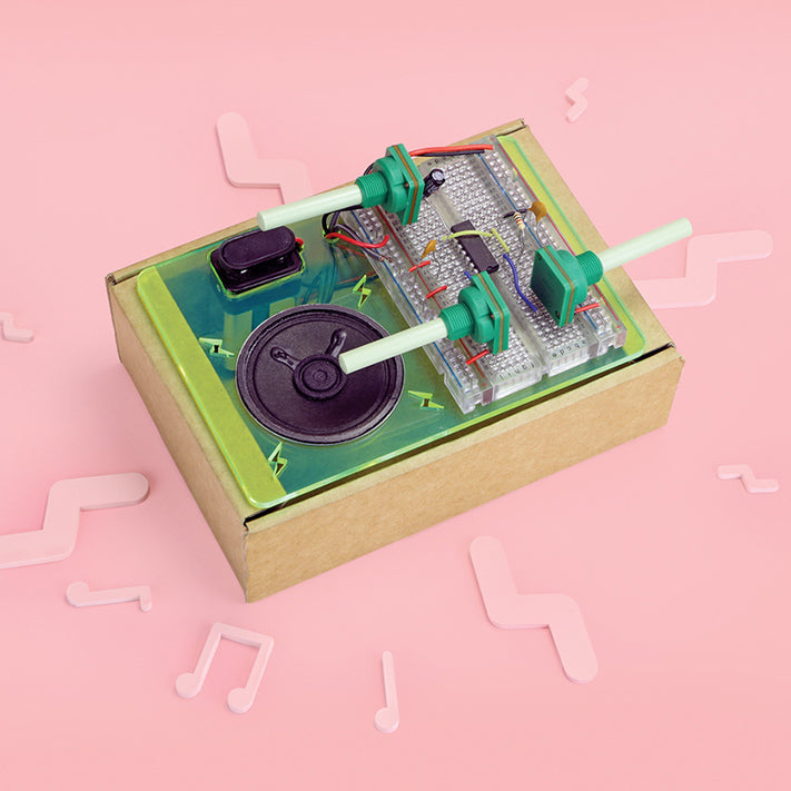 A product image of DIY Synth Kit