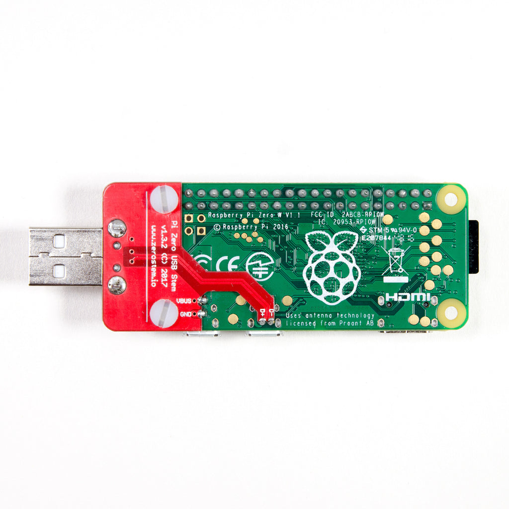 Pi Zero Usb Stem This Pen Kit Comes With An Actual Printed Computer Circuit Board A Product Image Of