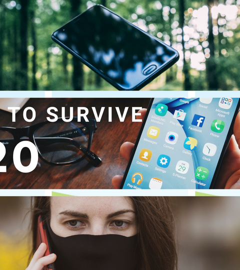 5 Apps to Survive 2020