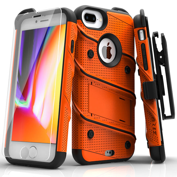 ZIZO ZIZO BOLT Series iPhone 8 Plus / 7 Plus Case | BOLT Series | zizowireless.com