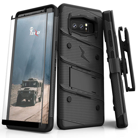 ZIZO BOLT Series samsung Galaxy Note 8 Case