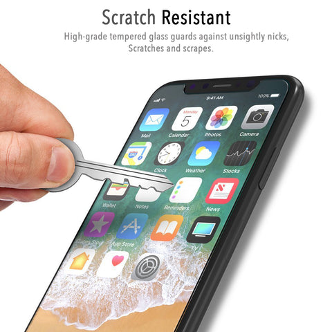 Lightning Shield iPhone XR Tempered Glass Screen Protector