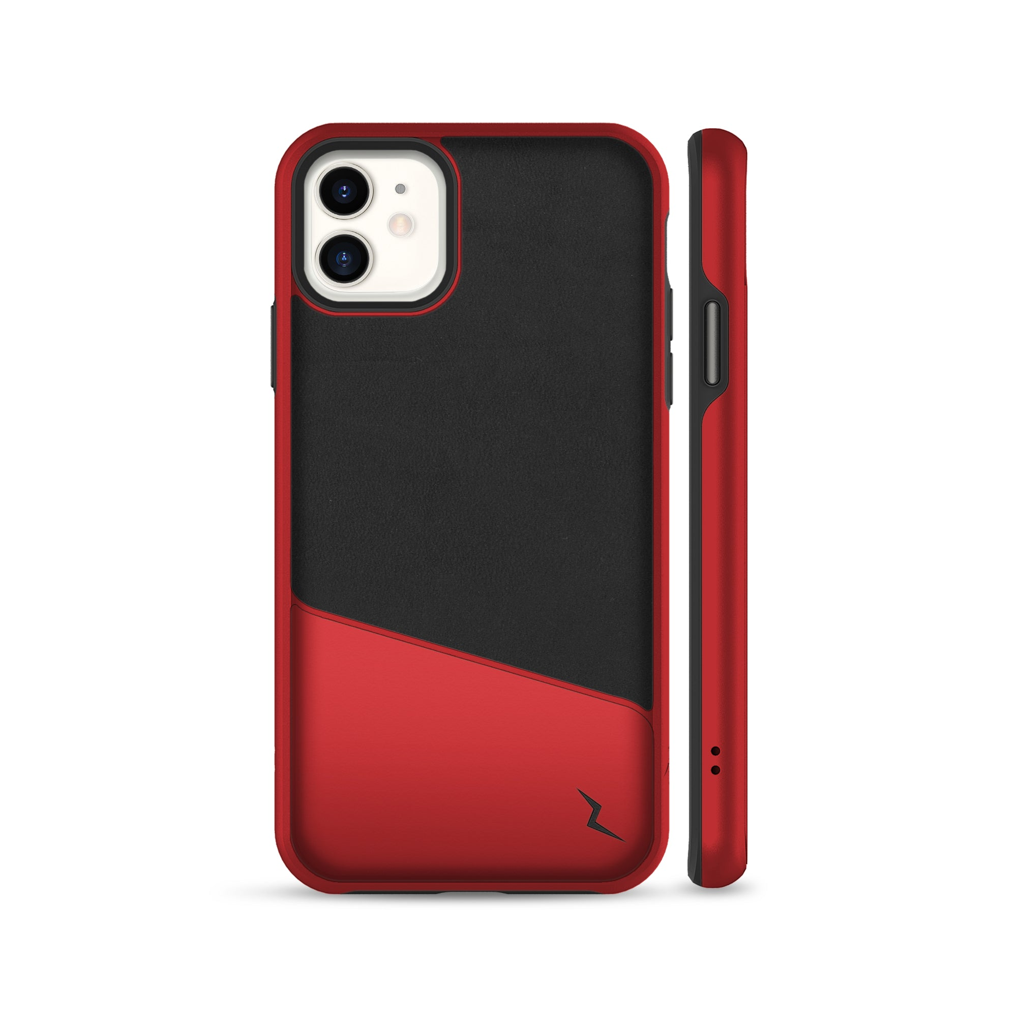 ZIZO DIVISION Series iPhone 11 (2019) Case (Black/Red)