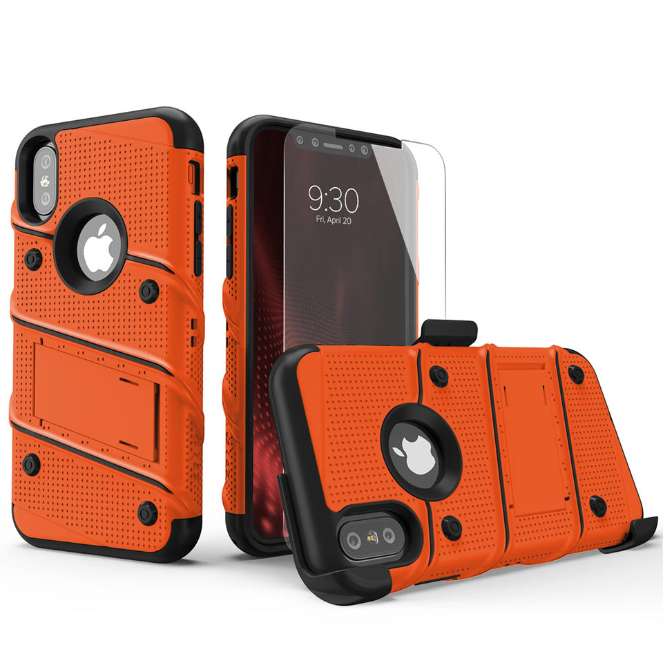 ZIZO ZIZO BOLT Series iPhone X / XS Case | BOLT Series | zizowireless.com