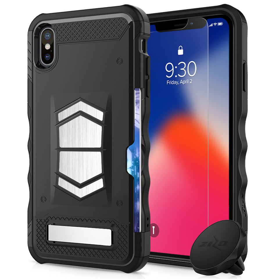 ZIZO ZIZO ELECTRO Series iPhone X / XS Case | Electro Series | zizowireless.com