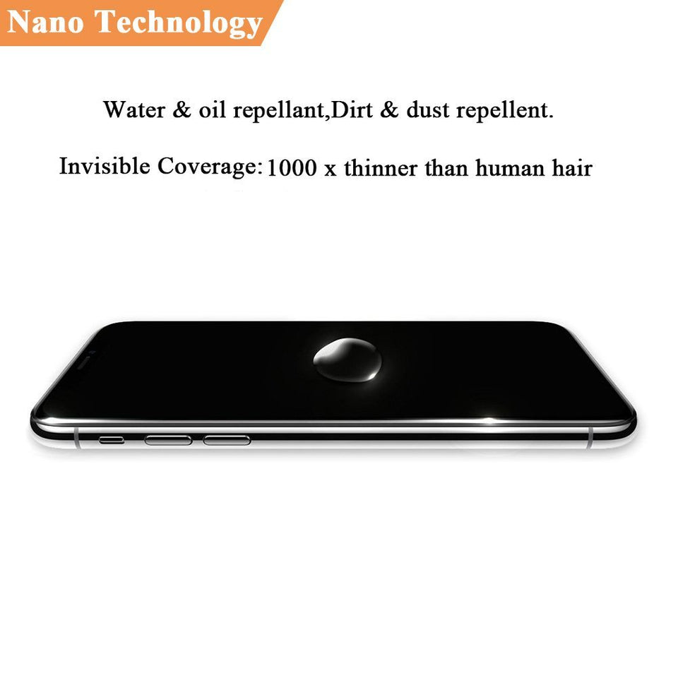 Zizo Nano Liquid Glass Screen Protector