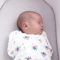 Grobag Gro Snug 2-in-1 Swaddle + Grobag - Rosie (Light)