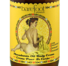 Barefoot Venus Macademia Oil Body Cream