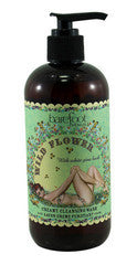 Barefoot Venus  Wildflower Creamy Wash