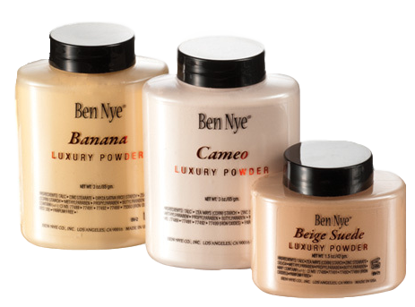 Ben Nye Banana and Luxury Powders