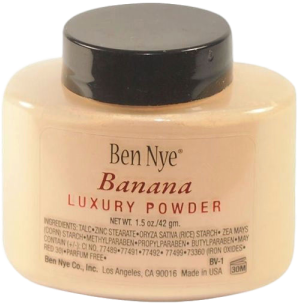 Ben Nye Luxury Banana BV-1 Face Powder 1.5 oz/42gm