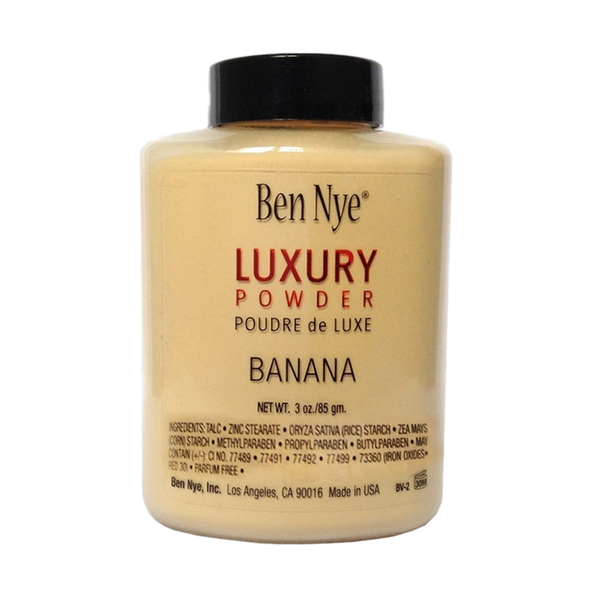 Ben Nye Luxury Banana BV-2 Face Powder 3 oz/85gm ON SALE!!
