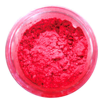Ben Nye Lumiere Luxe Powder LX-155 Cherry Red Powder, Eye Shadow