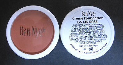 Ben Nye Creme Foundation Lite Series L-5 Tan Rose