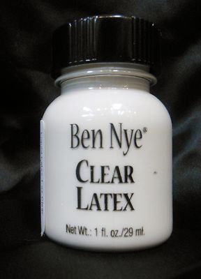 Ben Nye Clear Liquid Latex LR-1  1fl.oz/29ml