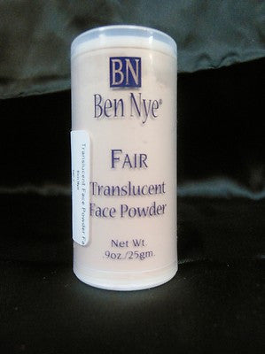 Ben Nye Classic Fair Translucent Face Powder MP-1 .9oz/25 gm