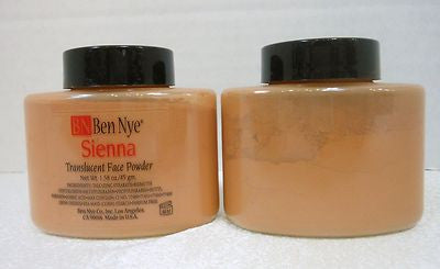 Ben Nye Classic Translucent Face Powder TP-47 Sienna