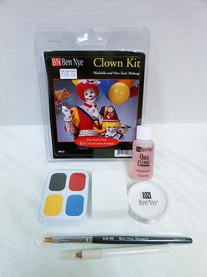 Ben Nye Complete Clown Kit HK-2