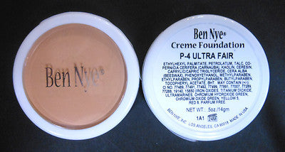 Ben Nye Creme  Foundations Proscenium Series 1 P-4 Ultra Fair