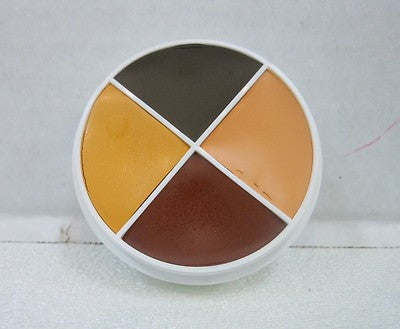 Ben Nye Conceal/Contour 4 Color Wheel Mojave MediaPro CSK-31 .5oz/14gm