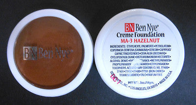 Ben Nye Creme Foundations Maple Series MA-3 Hazelnut