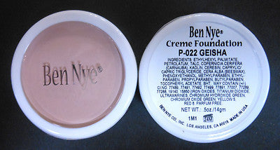 Ben Nye Creme Foundations Proscenium Series 1 P-022 Geisha