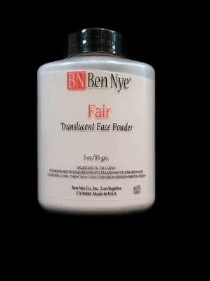 Ben Nye Classic Fair Translucent Face Powder TP-2 3oz/85gm