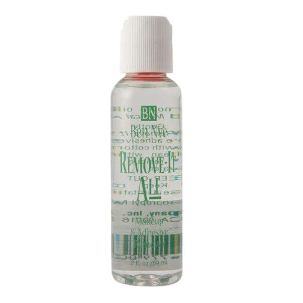 Ben Nye Remove It All 2 fl. oz/59 ml Makeup And Adhesive Remover
